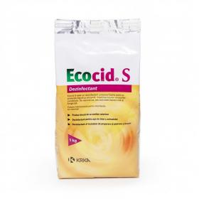 Dezinfectant universal, biocid, Ecocid S, 1 kg