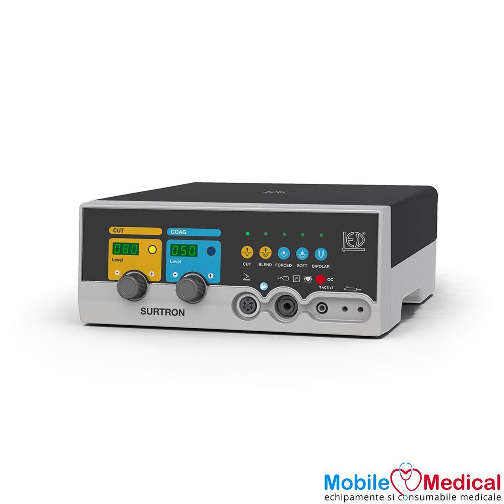 Electrocauter SURTRON 80 monopolar si bipolar pentru electrochirurgie - 80W - Perspectiva